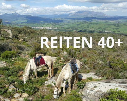Reiten 40 Plus für Erwachsene | BUENAVIDA ANDALUCIA
